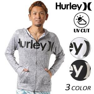 メンズ 長袖 ラッシュガード Hurley ハーレー MKHZLY83 FF1 C28|murasaki