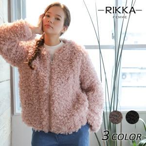 SALE セール レディース ジャケット RIKKA FEMME リッカファム 171014 EE3 J13|murasaki
