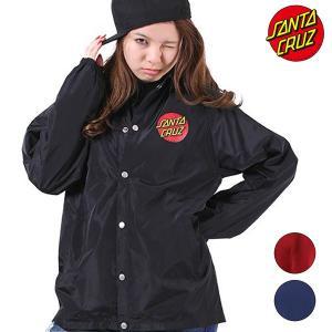 レディース ジャケット SANTA CRUZ サンタクルーズ CLASSIC DOT 50271102 ムラサキスポーツ限定 EE1 E19|murasaki