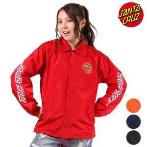 レディース ジャケット SANTA CRUZ サンタクルーズ CLASSIC DOT 50273104 ムラサキスポーツ限定 FF I28|murasaki