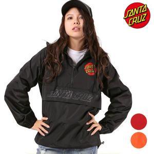 レディース ジャケット SANTA CRUZ サンタクルーズ CLASSIC DOT 50273106 ムラサキスポーツ限定 FF I28|murasaki