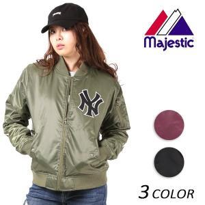 レディース ジャケット Majestic マジェスティック LL23-NYK-7F01 EX3 L9|murasaki