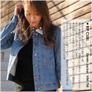 レディース ジャケット RIP CURL リップカール V04-754 EX3 I12|murasaki|03