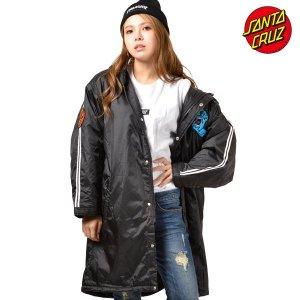 レディース ジャケット SANTA CRUZ サンタクルーズ 50283120 SCREAMING HAND ムラサキスポーツ限定 FF3 J13|murasaki