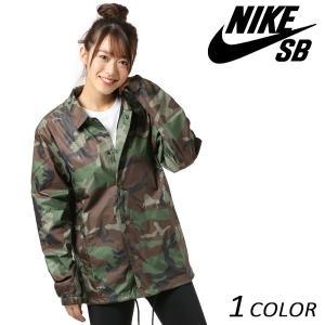 レディース ジャケット NIKE SB ナイキエスビー SB ERDL アイコン コーチズ AH5506 FF1 B9|murasaki