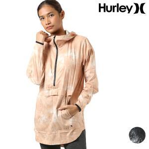 レディース ジャケット Hurley ハーレー AQ2353 W HRLY WINDBREAK JKT FF3 J18|murasaki