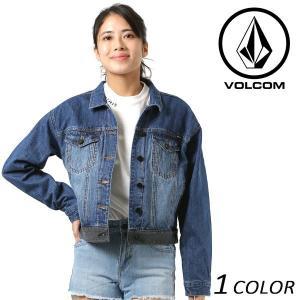SALE セール レディース ジャケット VOLCOM ボルコム 1991 Denim Jacket B1911804 FX1 C20|murasaki