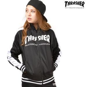 レディース ジャケット THRASHER スラッシャー TH5152 TRACK L FF3 J15|murasaki