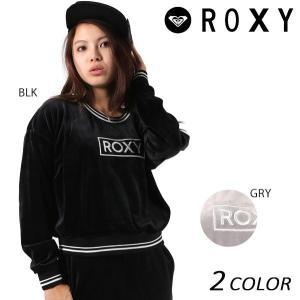 レディース トレーナー ROXY ロキシー RPO174013 EX3 I12|murasaki