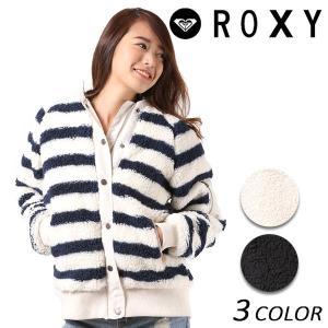 レディース ボア ジャケット ROXY ロキシー RZP174008 EX3 J16 murasaki