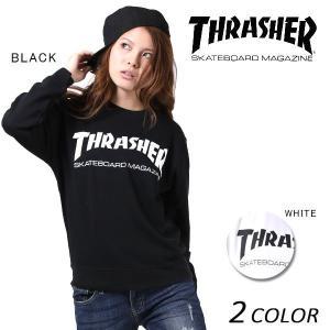 レディース トレーナー THRASHER スラッシャー TH8401PL FF F26
