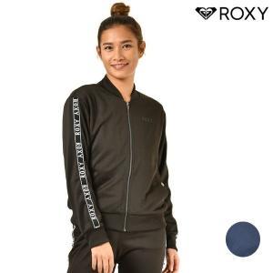 レディース ジップアップ トレーナー ROXY ロキシー RZP191146 GX1 B4|murasaki