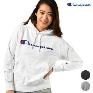 レディース パーカー Champion チャンピオン C3-...