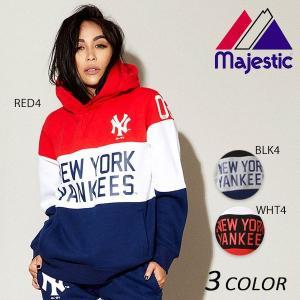 レディース パーカー Majestic マジェスティック MW06-NYK-0024 EX3 I13|murasaki
