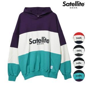 SALE セール パーカー BELLWOOD MADE Satellite サテライト BIG LO...