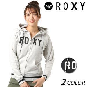 レディース ジップアップ パーカー ROXY ロキシー RZP181120 FX1 B10 MM|murasaki
