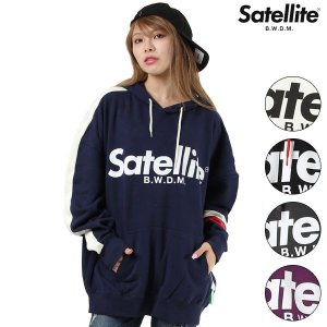 SALE セール レディース パーカー Satellite サテライト LINE BOADER PI...