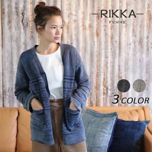 SALE セール レディース カーディガン RIKKA リッカ 171021 EE3 I6|murasaki