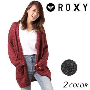 レディース カーディガン ROXY ロキシー GRJSW03091 EX3 J18|murasaki