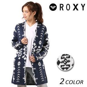 レディース カーディガン ROXY ロキシー GRJSW03105 EX3 I27|murasaki