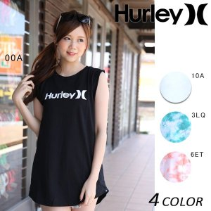 レディース ワンピース Hurley ハーレー GTSOAOSLD EE2 E25|murasaki