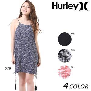 レディース ワンピース Hurley ハーレー GDS0002240 EE1 C3|murasaki