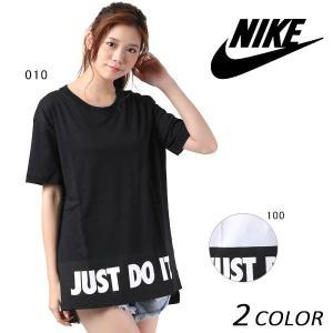 レディース 半袖 Tシャツ NIKE ナイキ 878455 EE3 G18|murasaki