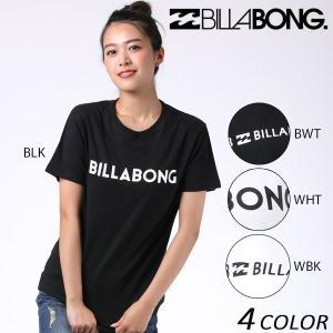 レディース 半袖 Tシャツ BILLABONG ビラボン AH014-206 EX3 H20|murasaki