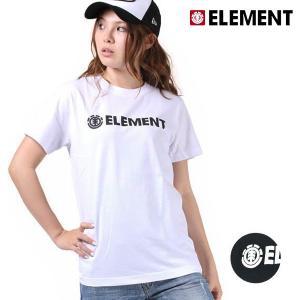 レディース 半袖 Tシャツ ELEMENT エレメント AH023-208 F1S G1 【返品不可】|murasaki