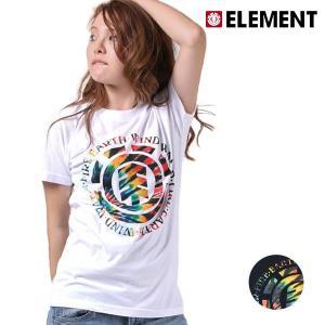 SALE セール レディース 半袖 Tシャツ ELEMENT エレメント AH023-209 F1S G1 【返品不可】|murasaki