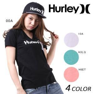 レディース 半袖 Tシャツ Hurley ハーレー GTSOAOPK EE2 E24|murasaki