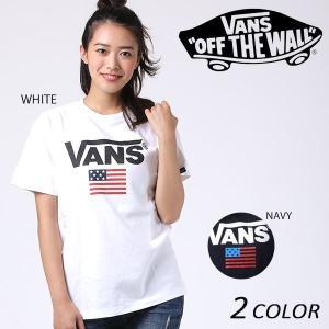 レディース 半袖 Tシャツ VANS バンズ VA17FW-MT22 EE3 H18|murasaki