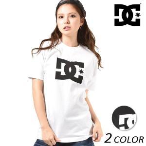 レディース 半袖 Tシャツ DC ディーシー 6126J811 FX1 D9|murasaki
