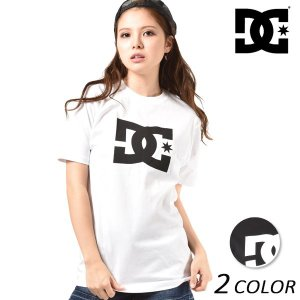 SALE セール レディース 半袖 Tシャツ DC ディーシー 6126J811 FX1 D9|murasaki