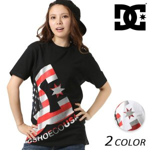 レディース 半袖 Tシャツ DC ディーシー 6226J804 FX1 E4|murasaki