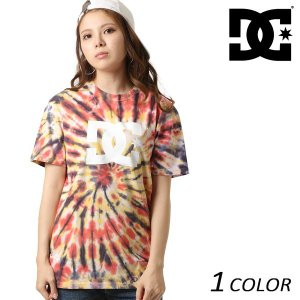 レディース 半袖 Tシャツ DC ディーシー 6226J813 FX1 E4|murasaki