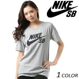 レディース 半袖 Tシャツ NIKE SB ナイキエスビー SB DRI-FIT ロゴ 821947 FF A12 MM|murasaki