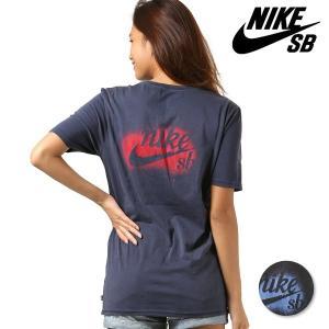 レディース 半袖 Tシャツ NIKE SB ナイキエスビー 923465 FF3 G25|murasaki