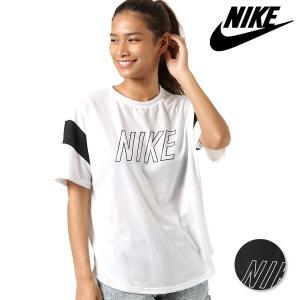 レディース 半袖 Tシャツ NIKE ナイキ 930284 フィットネス FF3 G23|murasaki