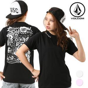 レディース 半袖 Tシャツ VOLCOM ボルコム True Tolife S/S Tee B35118JC FX1 C20|murasaki
