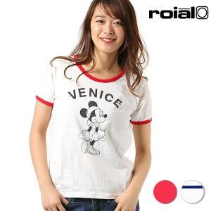 SALE セール レディース 半袖 Tシャツ roial ロイアル CO30G FF1 C3 murasaki