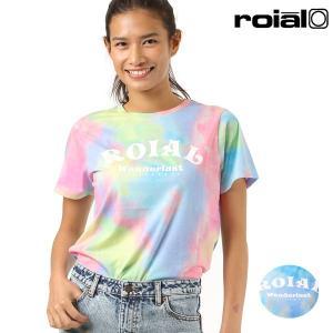 SALE セール レディース 半袖 Tシャツ roial ロイアル GHTS11 FF2 E10|murasaki