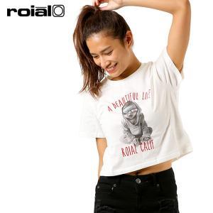 SALE セール レディース 半袖 Tシャツ roial ロイアル GLTD164 ムラサキスポーツ限定 FF1 D17|murasaki
