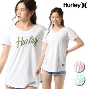 SALE セール レディース 半袖 Tシャツ Hurley ハーレー GTSNFLVME8 ムラサキスポーツ限定 FF2 D26 murasaki