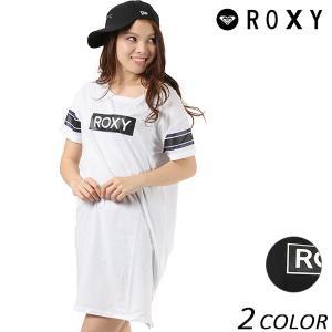 レディース 半袖 Tシャツ ワンピース ROXY ロキシー RST181113 FX1 B26|murasaki