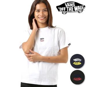 SALE セール レディース 半袖 Tシャツ VANS バンズ VANS-GT04 FF2 F5 murasaki