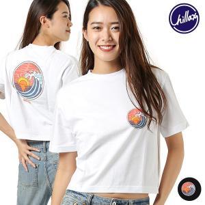 SALE セール レディース 半袖 Tシャツ CHILLAX チラックス DV-WAVE GG1 D...