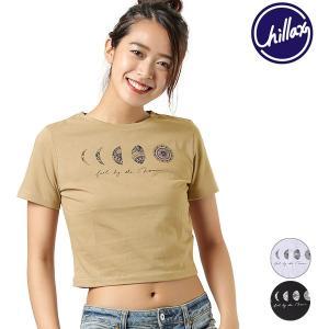 SALE セール レディース 半袖Tシャツ CHILLAX チラックス MS-MOON MANAMI...