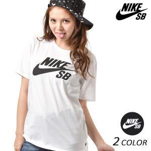レディース 半袖 Tシャツ NIKE SB ナイキエスビー SB DRI-FIT ロゴ 821947 EE1 A30|murasaki