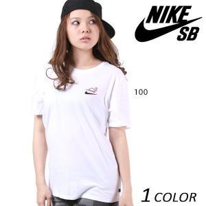 レディース 半袖 Tシャツ NIKE SB ナイキエスビー スカイスクレイパー 841551 EE2 E15 murasaki
